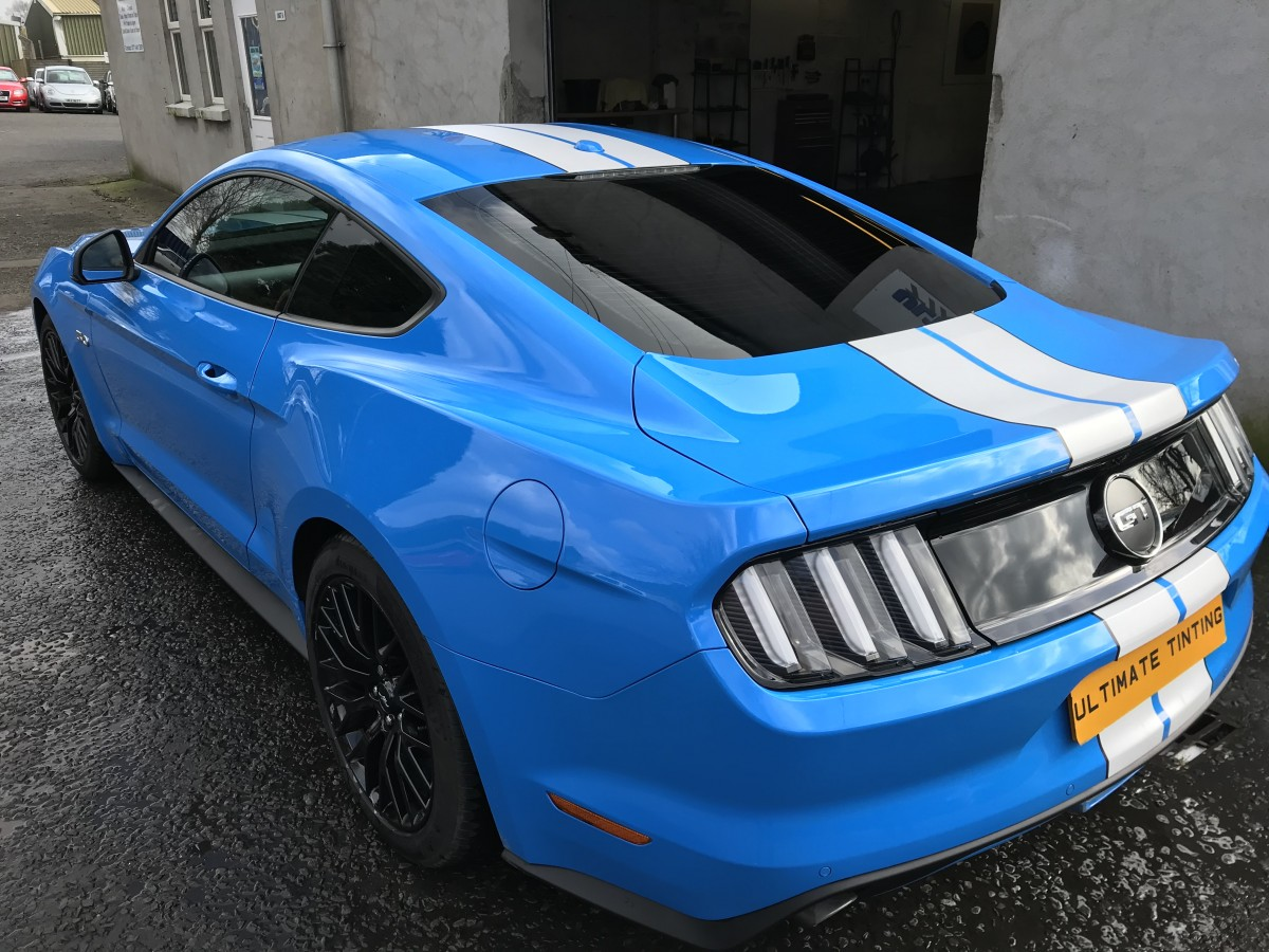 Cheap Car Auto Window Tinting Prices In Ireland